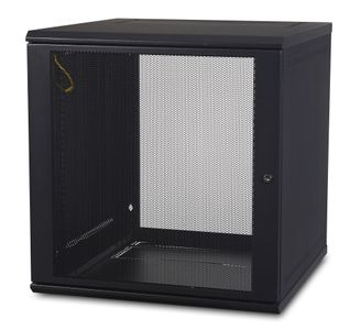 APC NetShelter WX 12U Wall Mount F-FEEDS (AR112)