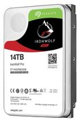 "SEAGATE Ironwolf PRO 14TB 3,5"" NAS PRO 3,5"", 7200RPM, SATA 6.0Gb/s, 256Mb Cache, 2 years data rescue, 5 years warr"