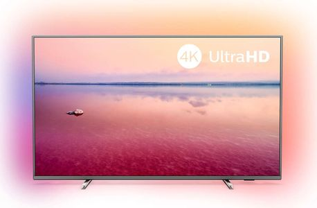 """PHILIPS 65"""" UHD LED Smart TV65PUS6754 Ultra HD(4K), Smart TV, tresidig Ambilight,  HDR 10+, Dolby Vision, Micro Dimming (65PUS6754/12)"""
