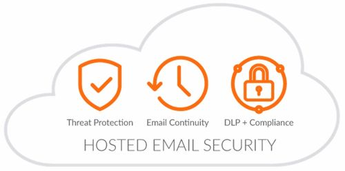 SONICWALL HOSTED EMAIL SECURITY ADVANCED 250 -499 USERS 1 YR (02-SSC-2071)