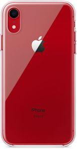APPLE Clear Case iPhone Xr Gennemsigtig (MRW62ZM/A)