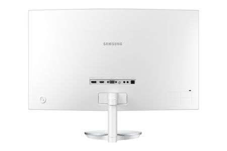SAMSUNG C27F591FD LED 68.6CM 27IN VA 1920X1080 250CD CURVED SIL/WHT   IN MNTR (LC27F591FDUXEN)