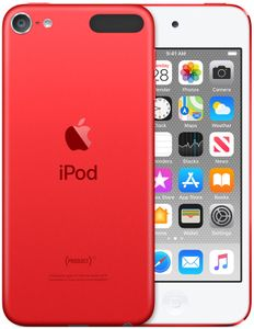 APPLE Ipod Touch 32GB Product(Red) (MVHX2BT/A)
