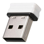 COMFAST RF Solutions USB 2.0 wireless adapter, IEEE802.11b/g/n, white