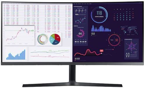 "SAMSUNG C34H890 34"" 21:9 Wide Curved (LC34H890WJUXEN)"
