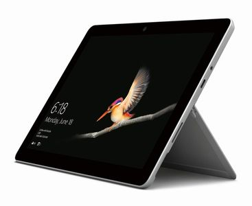 "MICROSOFT Surface GO 10"" touch Pentium 4415U, 4GB RAM, 64GB SSD, uten Type Cover, Windows 10 Home S-Mode (MHN-00005)"