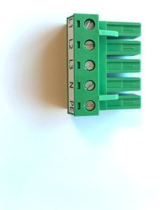 CHARGE AMPS Terminal block Plug-In 16A (CA-100790)