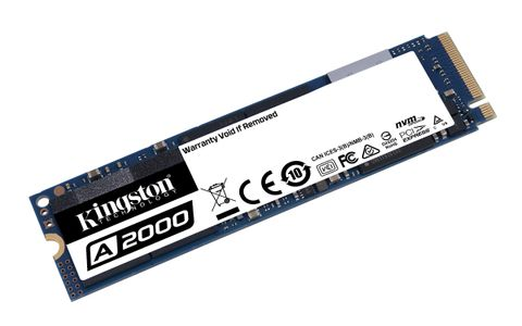 KINGSTON 250G A2000 M.2 2280 NVME . INT (SA2000M8/250G)