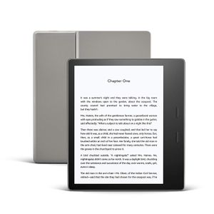 "AMAZON Kindle Oasis 7"" 32GB 2019 Läsplatta,  IP68, 32GB, 7"" HD Touch, WiFi, 300 ppi, svart (B07L5GK1KY)"