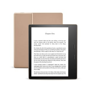 "AMAZON Kindle Oasis 7"" 32GB 2019 Lesebrett,  IP68, 32GB, 7"" HD Touch, WiFi, 300 ppi. Gull (B07L5K4TG3)"