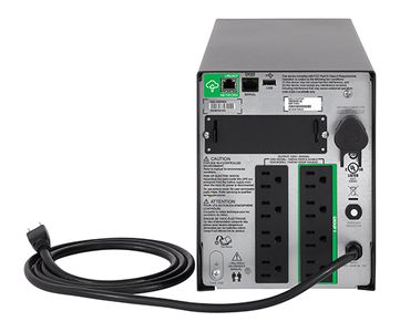 APC SMART-UPS 1500VA LCD 120V WITH SMARTCONNECT US IN SMART-UPS 150 IN ACCS (SMT1500C)