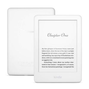 AMAZON Kindle 10 Bialy [bez reklam] (B07FQKFLJT)