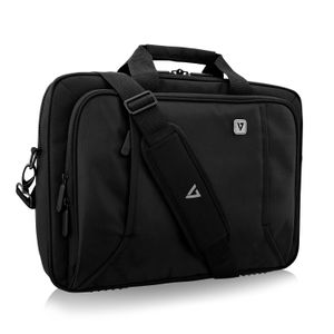 V7 14IN PROFESSIONAL TOPLOAD 14 NOTEBOOK CARRYING CASE BLACK ACCS (CTP14-BLK-9E)