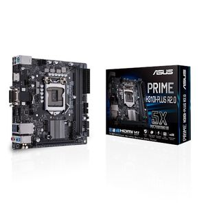 ASUS Prime H310I-PLUS R2.0 Mini ITX LGA1151  Intel H310 (PRIME H310I-PLUS R2.0)
