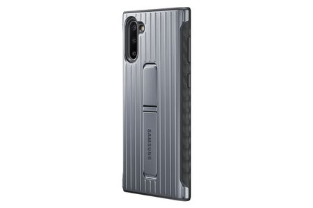 SAMSUNG Standing Cover Note10, Silver Standing Cover for Note10 (EF-RN970CSEGWW)