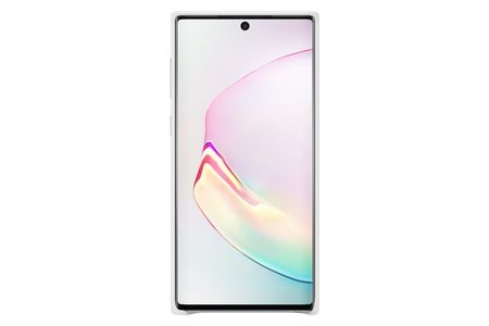 SAMSUNG Leather Cover Note10, White Leather Cover for Note10 (EF-VN970LWEGWW)