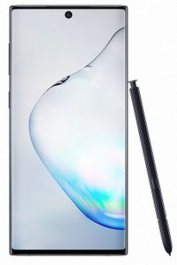 SAMSUNG Galaxy Note 10 6.3inch FHD+ Dynamic AMOLED 19:9 2280x1080 8GB RAM 256GB Rear 6MP+12MP+12MP 3500mAh Aura Black Android 9 Pie (SM-N970FZKDNEE)