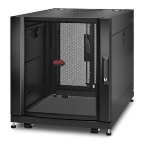 APC NetShelter SX 12U Server Rack Enclosure 600mm x 900mm w/ (AR3003)