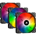 CORSAIR SP120 RGB PRO 120mm 3-pk Lightning Node Pro, 3x LL120 (CO-9050094-WW)