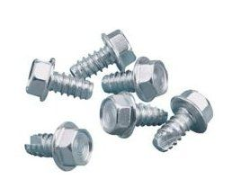 PANDUIT Screw, Self-Tapping for Attachin Self-tapping screws allow selected 24x4 (FR12BS-L)