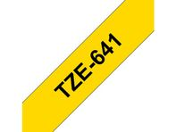 TZ641 tape cassette 18mm