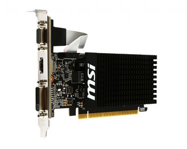 MSI GeForce GT 710 1GB (GT 710 1GD3H LP)