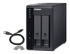 QNAP TR-002 2 Bay USB Type-C Direct Attached Storage with Hardware RAID