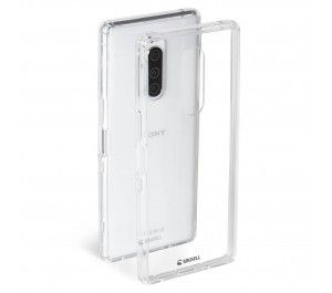 KRUSELL KIVIK COVER SONY XPERIA 1 TRANSPARENT (61723)