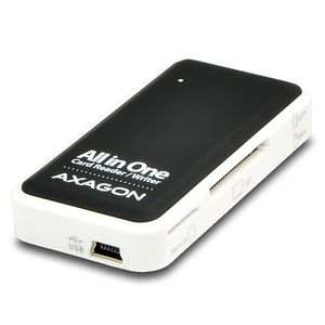 AXAGON External Mini Card Reader 5-slot ALL-IN-ONE Factory Sealed (CRE-X1)