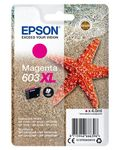EPSON Singlepack Magenta 603XL Ink (C13T03A34020)