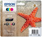 EPSON Multipack 4-colours 603 Ink (C13T03U64020)