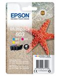 EPSON Multipack 3-colours 603 Ink (C13T03U54020)