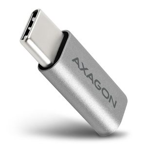 AXAGON USB Type-C Male > Micro-USB Female. ALU Factory Sealed (RUCM-MFA)