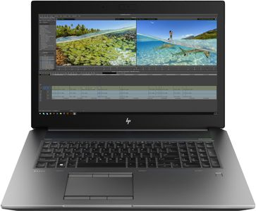 HP ZB17G6 i7-9850H 17 32GB/1T PC Intel i7-9850H, 17.3 FHD AG LED UWVA, DSC, 32GB DDR4, 1.0TB SSD, ax+BT, 6C Batt, FPS, W10 Pro64, 3yr Wrty (6TV28EA#AK8)