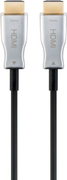 MICROCONNECT Optical HDMI Cable, 4K, 10m