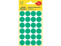 AVERY Labels Green (3006)