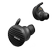 MUCRO True Wireless in-earphones,  stereo, touch, charging case, black