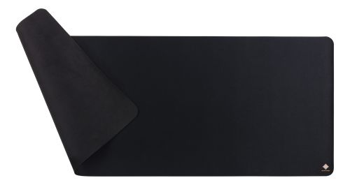 DELTACO GAMING Extra Wide Gaming Mousepad, 900mm, black (GAM-006)