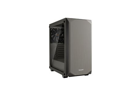 BE QUIET! Pure Base 500 Grey - Tempered Glass (BGW36)