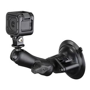 RAM MOUNT RAM MNT GOPRO SUCTION BASE (RAM-B-166-GOP1)