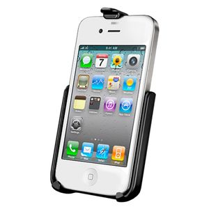 RAM MOUNT RAM HOLDER FOR APPLE IPHONE 4 (RAM-HOL-AP9)