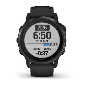 GARMIN Fenix 6S Pro Black/ Black band (010-02159-14)