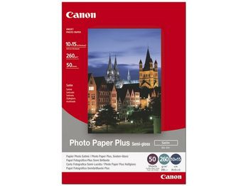 CANON SG-201 4x6 Paper/ photo semi-gloss 50sh (1686B015)