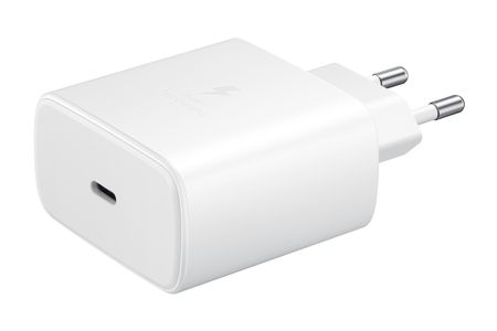 SAMSUNG Wall Charger PD 45W White (EP-TA845XWEGWW)