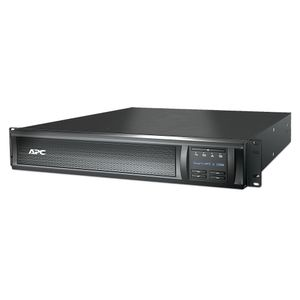 APC Smart-UPS X 1500VA Rack/ Tower LCD 230V (SMX1500RMI2U)