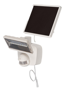 BRENNENSTUHL Solar LED Light SOL 800 IP44, PIR sensor, white