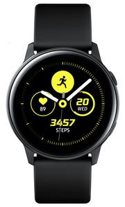 SAMSUNG GALAXY WATCH ACTIVE R500 BLACK (SM-R500NZKANEE)