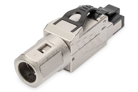 ASSMANN Electronic CAT 8.I FIELD CONNECTOR SHIELD SHIELDED TOOL FREE PERP (DN-93835)