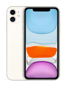 APPLE iPhone 11 64GB White (MWLU2QN/A)