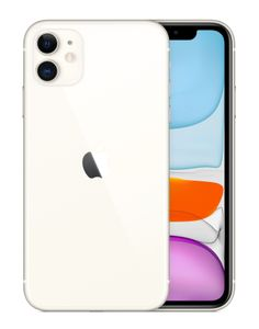 APPLE iPhone 11 256GB White (MWM82QN/A)
